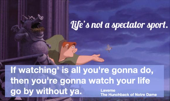 The 14 Best Life Quotes from Disney Films