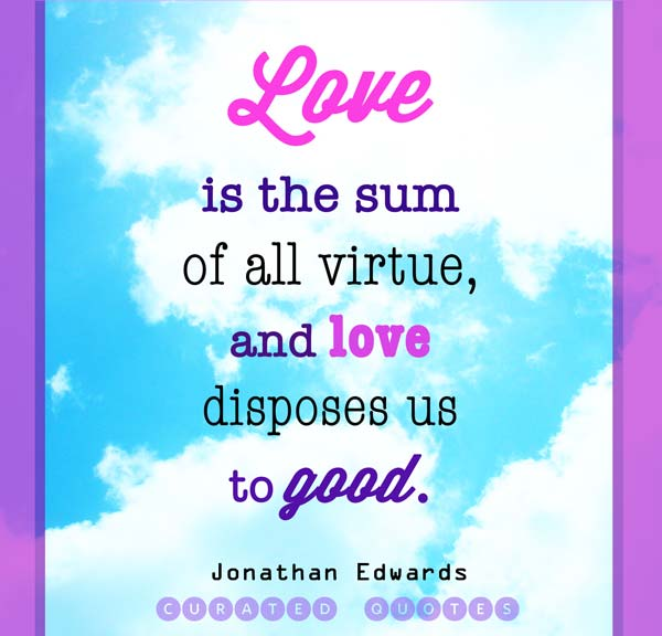 25 Christian Quotes About Love - Curated Quotes