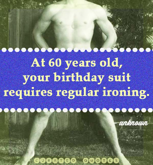 The 31 Greatest 60th Birthday Quotes