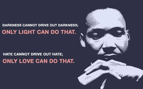 Martin Luther King Jr Quotes About Love Unique The 48 Most Inspirational Martin Luther King Jr Quotes Curated Quotes