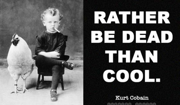 best kurt cobain quote