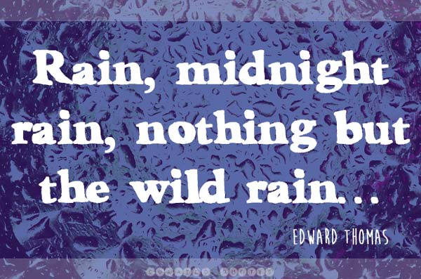 Rainy-Quotation