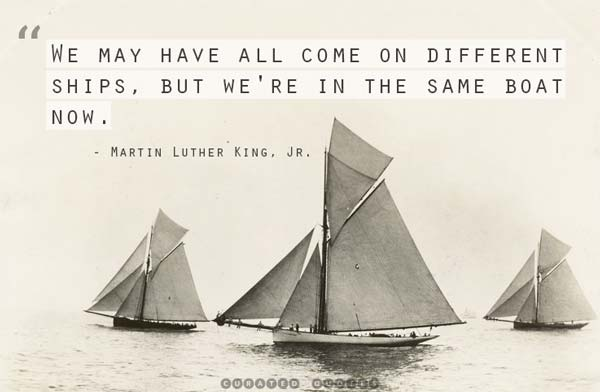 Martin Luther King Diversity