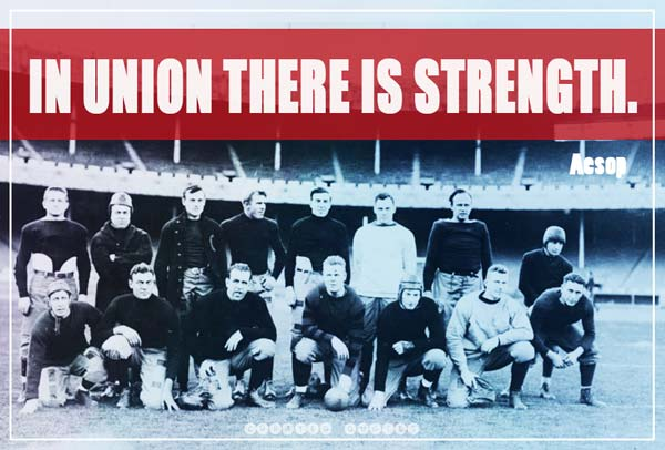 Strength In Union