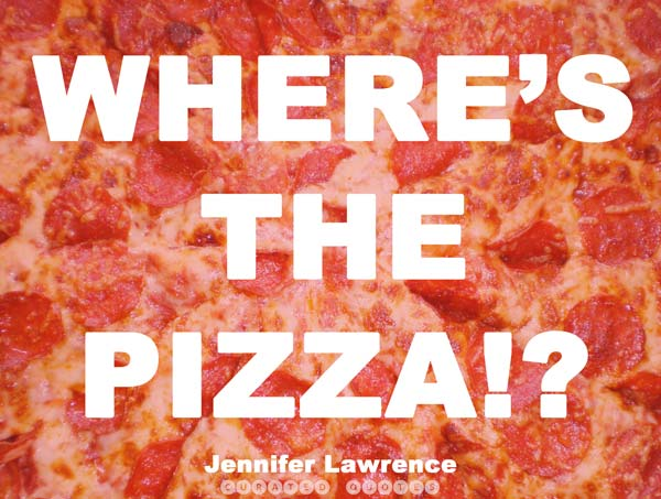 Where's The Pizza