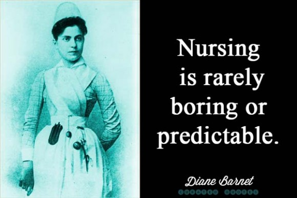 leadership in the field of nursing Not every nurse has what it takes to pursue and assume a position of leadership,  but the time is right for those who do if you are committed to the field of nursing.