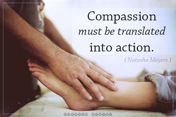 Compassion Into Action