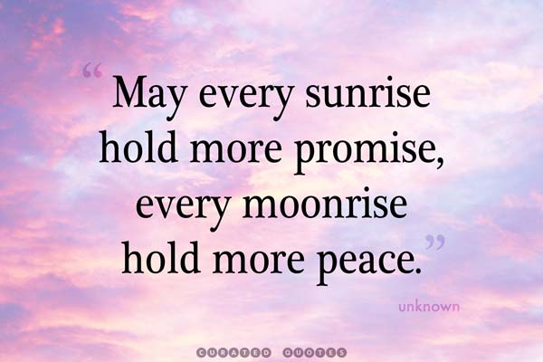 Sympathy Promise And Peace
