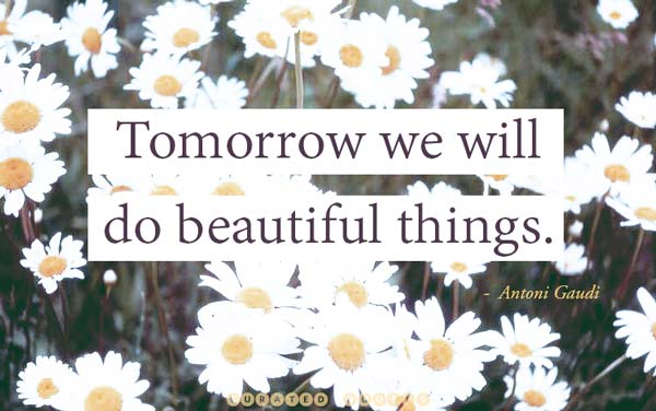 Beautiful Things Tomorrow