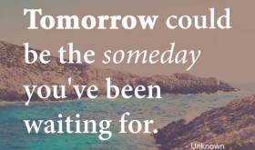 Searching For Someday