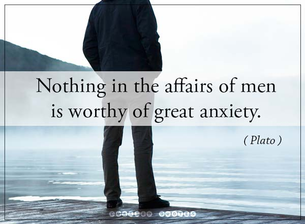 Plato The Affairs Of Men