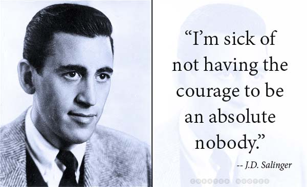 Salinger An Absolute Nobody