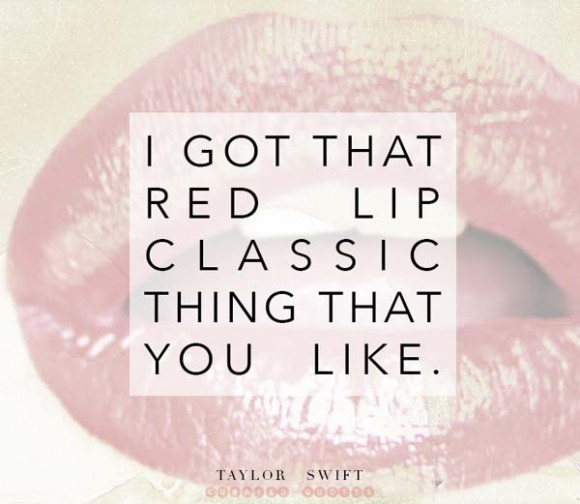 Red Lip Classic Thing
