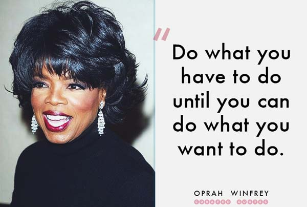 Do What You Want To